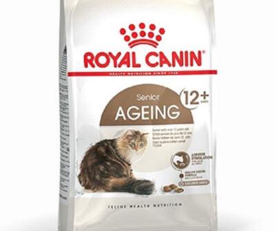 12歳以上の高齢猫の塩分が気になったらロイヤルカナンのキャットフード